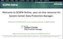 SCDPM Online