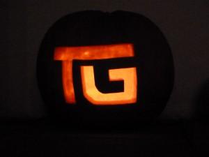 Halloween Kürbis Techguy2