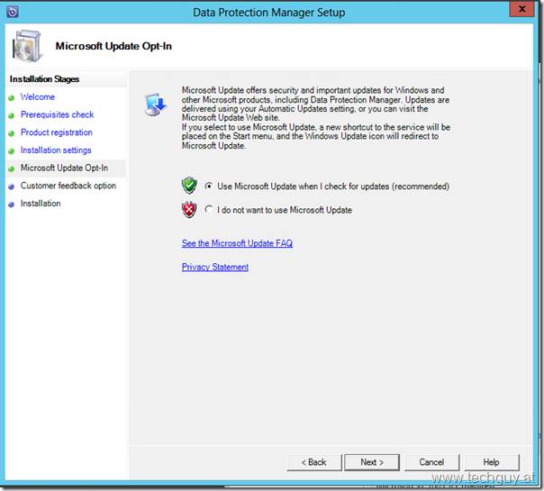 System Center Data Protection Manager 2012 R2