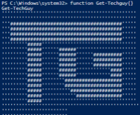 PowerShell Techguy.at
